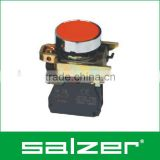 Salzer Brand XB4-BA Metal Push Button Switch