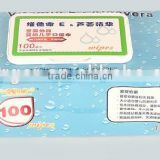 VGERGER wholesale Best price with high quality Vitamin E asparagus glycerin baby wet wipes