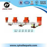 12 Years trailer parts Factory Quick Sample 3-Axle Suspension