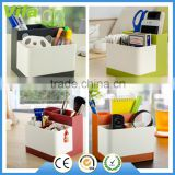 5 Storage Compartments Multifunctional Office Desk Organizer,Desktop Stationery Storage Box Collection