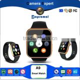 Body fit heart rate monitor gps watch,bluetooth heart rate monitor
