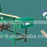 Foshan Tele Automatic Dry-forming Tile Cutting construction machine , corner tile-rim cutting machine TL-QBJ-J