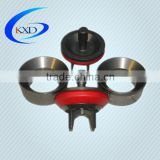 Mud pump parts valve body and seat from Cangzhou Lockheed, Hebei