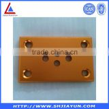 Anodized aluminum profile assembly accessories by Shanghai Jiayun company China golden supplier