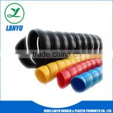 Lowest Price PP Hydraulic Hose Protection/Plastic Spiral Hose Guard/Hydraulic Hose Protector