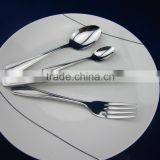 High quality hotel cutlery set stainless steel decorative flatware set                                                                         Quality Choice