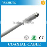 75ohm RG6 Coaxial cable for TV network audio video