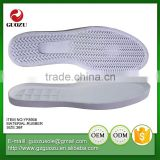 Lady casual shoes sole rubber sole for shoe making