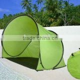 easy foldable pop up beach sunshade tent