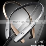 For LG HBS 900 HBS900 Bluetooth 4.0 In-Ear Noise Cancelling Bluetooth Headphone with CSR chip neckband Bluetooth Headset