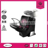 bsy noni black hair magic shampoo spa salon sinks and chair supply