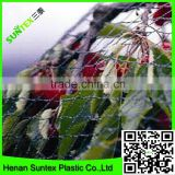 virgin HDPE round wire bird netting/stairs safety protection mesh