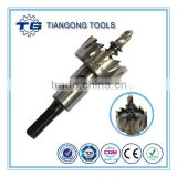 Top quality HSS Hex shank hole saw arbor hole cutter