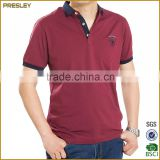Factory Wholesale Men's Promotion Advertising Polo Shirts With Shirt Collar Polo Shirt