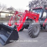 CE certificate !FEL 4 in 1 bucket TZ10D for Wheeled Tractor 90 hp 4WD tractor,YTO-904 Tractors