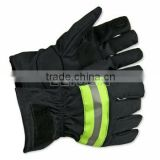 Fire fighting Gloves used the no-woven felt made of ARAMID.