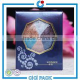 CMYK printing eyeshadow compact cosmetic packaging for sale                                                                                                         Supplier's Choice