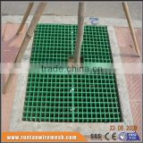 ASTM E-84 test passed fiberglass tree grates for walkway floor, chemical industry, paper industry and power plants                                                                         Quality Choice
