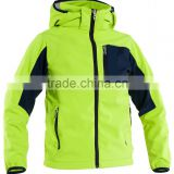 Winter waterproof jacket for boys