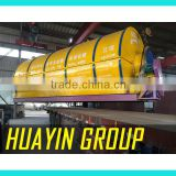 Get Low Sulfur Crude oil Waste Tire Recycling Equipment Pyrolysis to Furnace Oil Plant With CE&ISO&SGS