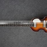hofner bass guitar 4 string BB2 custom offer factory supply OEM color can choose