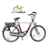 brushless front 8FUN motor electric bicycle XY-EB001A woman