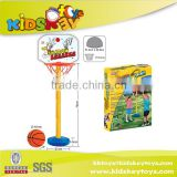 Plastic netball station Children Basketball Game Toy Basketball Board with Stand