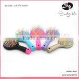 professional home use plastic lovely hair comb brush for girl                                                                         Quality Choice