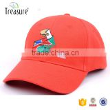3d embroidery hats baseball cap custom curve brim baseball cap hats for women