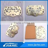 Bitzer galvanized Valve Plate of compressor for 4tfcy 4ufcy bus air conditioner, painted valve plates