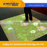 educational whiteboard interactive floor projector