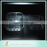 China Wholesale Custom plastic tray with cup holder