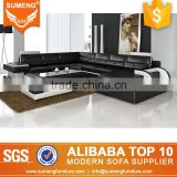 American love black and white pictures wood sofa furniture                                                                                                         Supplier's Choice