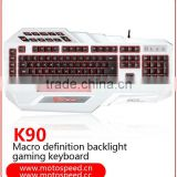 High-quality usb programmable led keyboard