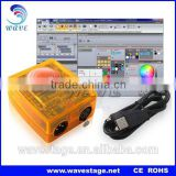 2 % discount WLK-2008 the newest version sunlite 1 and sunlite 2 USB dmx controller                                                                         Quality Choice