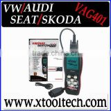 Auto Scan Tool for audi seat skoda ,seat vag401 ----- free online update and good quality