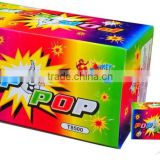 Party monkey pop pop snapper plastic tube for christmas for children safety fireworks on sale
