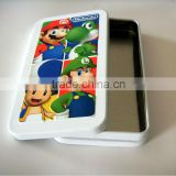 playing cards custom design tin box card game tin box tin box for credit card                                                                         Quality Choice