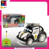 4CH full function light music toys cartoon rc car radio control toys
