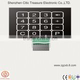16 key keypad,numeric keypad function keys