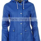 Ladies High Quality nylon raincoat