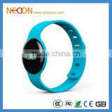 OEM/ODM high quality customized knock screen heart rate H8s/X8s Bluetooth BLE 4.0 Smart Band