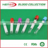 HENSO Disposable Blood Test Tubes