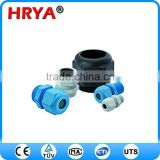 strain relief cord grip cable gland pa66 nylon cable gland with strain relief
