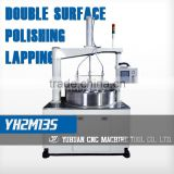 Good quality surface grinding machine surface lapping machine glass grinding machine for double side polish of thin workpiece