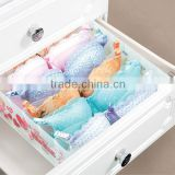 PP Collapsible Drawer Divider, Eco-friendly Plastic Storage Box Organizer for Underwear, Bra, Sock,T-Shirt