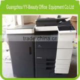 High Quality Black&White Used Digital Copiers Photocopier Machine For Konica Minolta Bizhub 654 754
