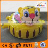Popular Water Playing Hot Sale Inflatable Battery Aqua Bumper Boat