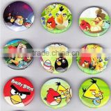 Birds Party Supplies Birds Party Decorations birds party favors Badge Button Pin 45mm BIRDS SMALL BUTTON BADGE PARTY