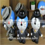 Kids money box craft fot gift 2014 doraemon piggy bank